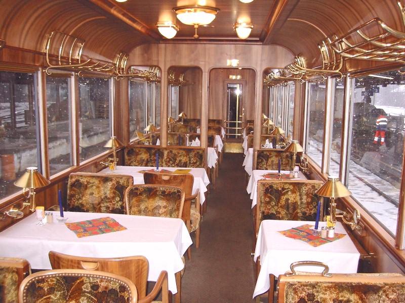 Train Restaurant Nj